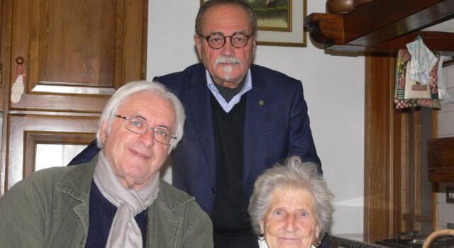 """Addio a Iolanda Lari. Se ne va a 99 anni l'ultima """"ragazza della Fabbrica dei Pinoli"""""""
