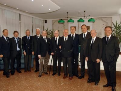 Il Club Nautico Versilia saluta con tristezza Mario Giuseppe Iozzelli