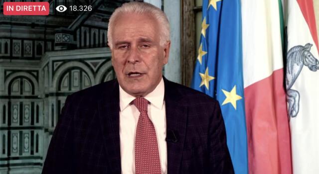 """Giani: """"L'intera Versilia rischia zona rossa, per ora confermate Seravezza e Viareggio"""""""