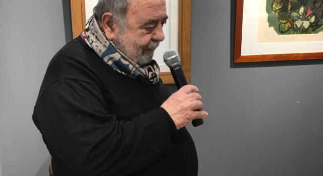 """Addio a Flavio Del Pistoia, titolare de """"La Bottega dei Vageri"""""""