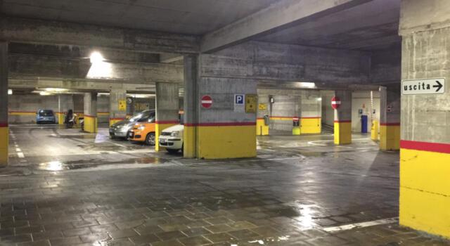 Patrimonio: assegnata in via provvisoria la gestione del parcheggio sotterraneo di piazza Pertini a Querceta