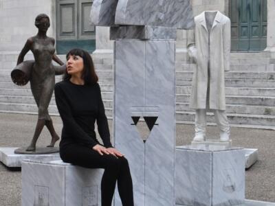 Cultura: scomparso l'Apollo della Piazza in Attesa, ma era una performance d'arte