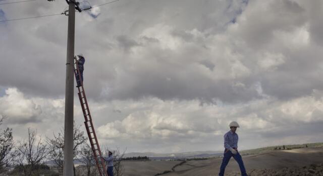 Nuova interruzione dell'energia elettrica a Pozzi