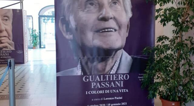 """""""I colori di una vita"""": Villa Paolina riapre con Passani."""