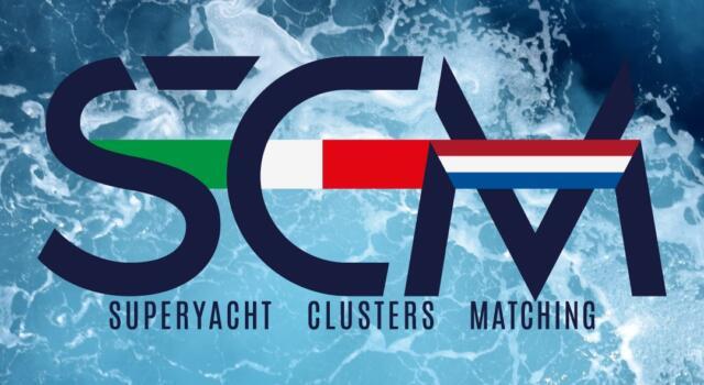 Superyacht Cluster Matching: soluzioni sostenibili per l' industria yacht