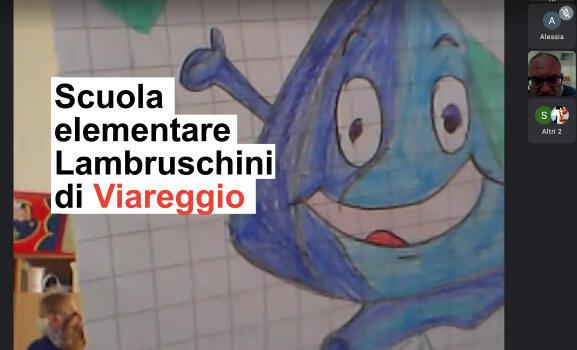 Viareggio, GAIA videochiama la scuola Lambruschini
