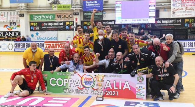 Coppa Italia di Hockey: Viareggio e Forte si arrendono a Vercelli e Lodi