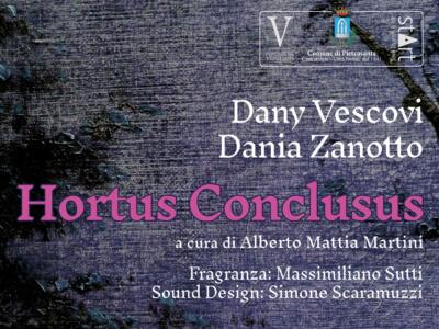 """Arte: """"Hortus Coclusus"""" nel giardino dell'Età dell'Oro di Dania Zanotto e Dany Vescovi"""