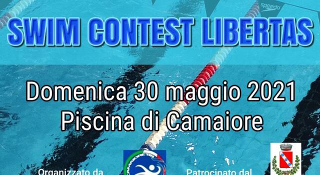 Le piscine riprendono vita: domenica 30 maggio la piscina di Camaiore ospiterà lo Swim Contest Libertas