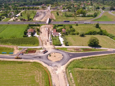 Via Pisanica, i provvedimenti per la  collocazione nuovo cavalcavia autostradale