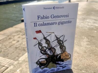 """""""Il calamaro gigante""""[Recensione libro]"""