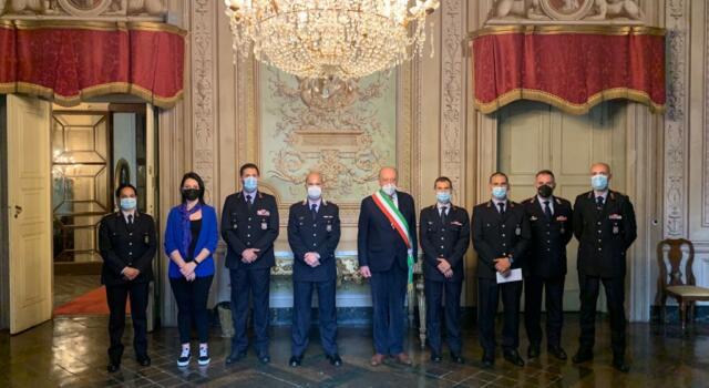 Encomio del sindaco di Lucca alla Polizia Municipale