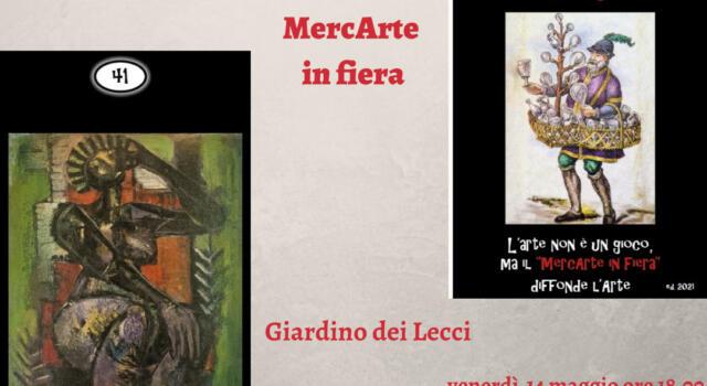 L'altra Villa di Villa Bertelli inaugura con MercArte di Fabrizio Gatta