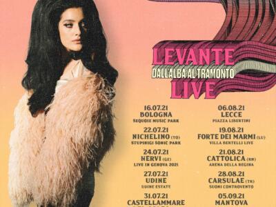 Levante, annunciate le date del Tour estivo, tappa a Forte dei Marmi