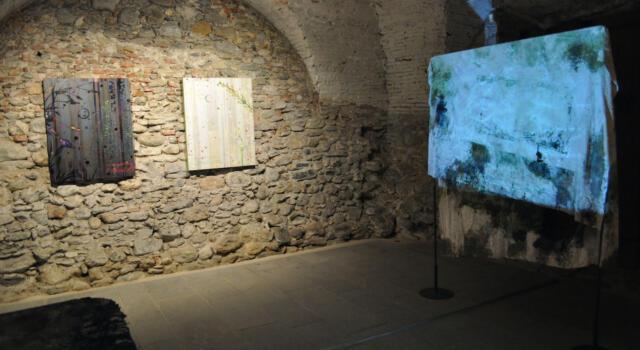 """Inaugurata nella Sala delle Grasce la mostra """"Hortus Conclusus"""""""