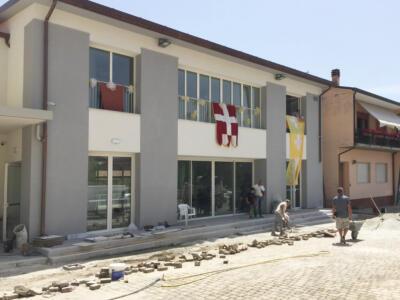 Domenica 27 giugno  inaugurazione a Ripa il nuovo oratorio della parrocchia di Sant'Antonio Abate