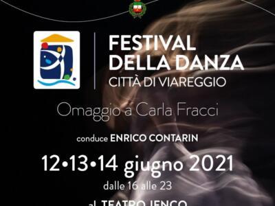 Festival della Danza Viareggio, omaggio a Carla Fracci