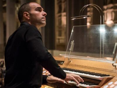 Festival Organistico Internazionale di Pietrasanta, appuntamento sabato 12 giugno con Juan de la Rubia