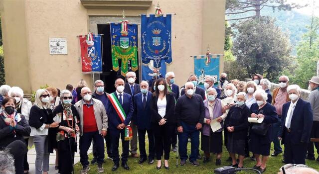 Festa della Repubblica a Sant'Anna di Stazzema