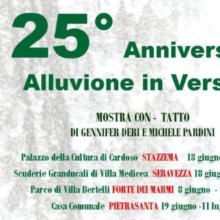25° anniversario dell'alluvione in Versilia: il programma