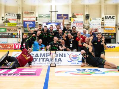 Hockey su pista: l 'Amatori Wasken Lodi è Campione d'Italia 2020-21