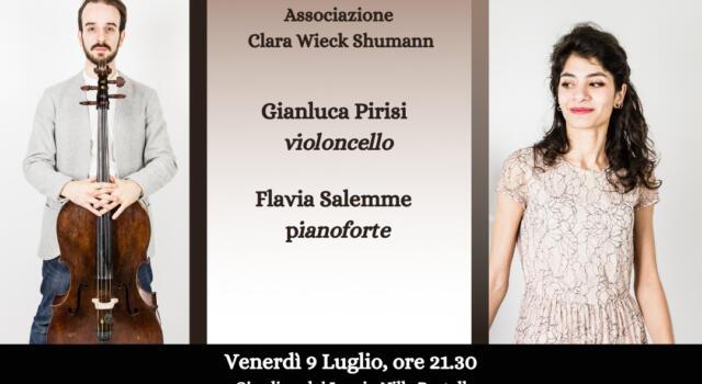 La rassegna L'altra Villa di Villa Bertelli presenta Concerto Duo Pirisi&Salemme
