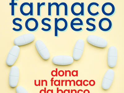 """A Lucca la Caritas lancia il """"farmaco sospeso"""""""