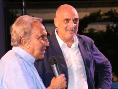 """La Reunion tra Emilio Fede e Paolo Brosio agli """"Incontri del Principe"""""""