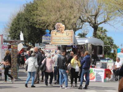 Market Food a Tonfano, due giorni con i cibi da strada di tutto il mondo