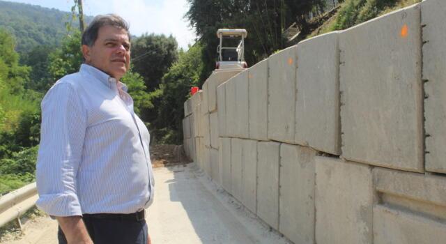 Frana di Castello, quasi pronto  progetto esecutivo secondo lotto da 232 mila euro