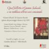 Un'intera opera lirica di Puccini alla rassegna Dante 700 in Villa