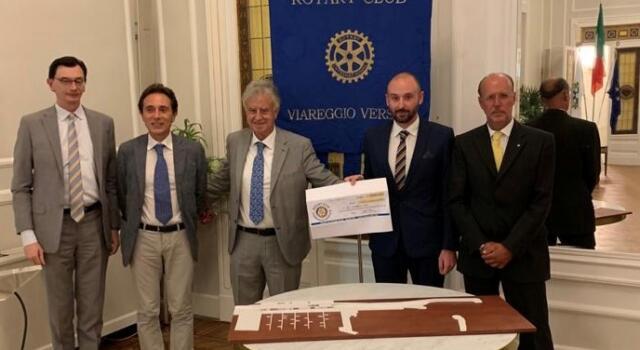 """Gianmarco Bina vince il il Premio di Laurea """"Viareggio e la Versilia che vorrei tra passato e futuro"""""""