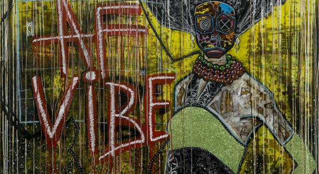"""Sabato 17 luglio alla galleria The Project Space si apre la mostra """"Africa Staged"""""""
