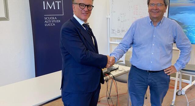 Rocco De Nicola eletto nuovo Direttore Scuola IMT