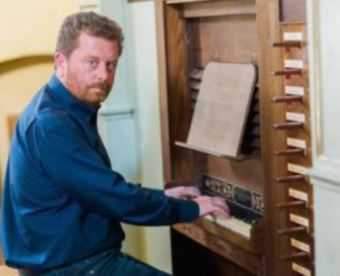 """L'organista luigi ratti al """"Corsanico Festival"""""""