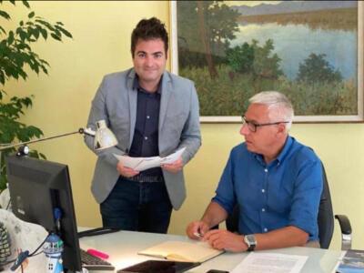 Massarosa: Giorgio Del Ghingaro in campo per far ripartire il Comune.