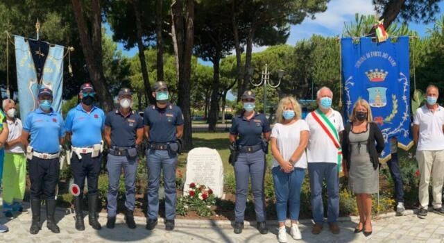 29° Anniversario della strage di via D'Amelio, la commemorazione a Forte dei Marmi