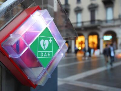La Croce Verde inaugura una terza postazione DAE a Varignano