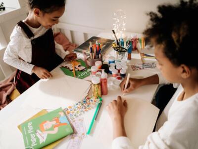 L'estate in casa: idee per lavoretti con i più piccoli