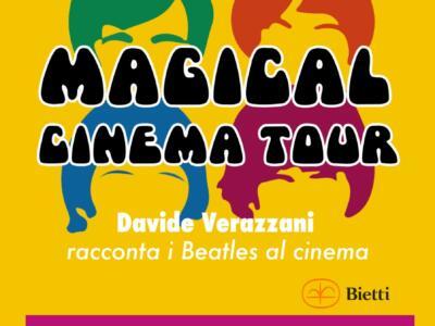 I Beatles e il cinema allo spazio Agorà a Tonfano