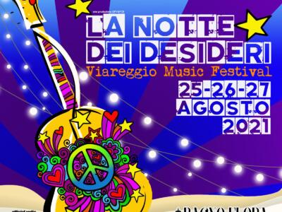 Viareggio Music Fest, venti artisti provenienti da tutta Italia