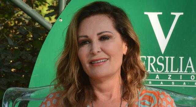 Daniela Santanchè al Caffè de La Versiliana, sabato 28 agosto ore 18.30