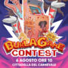 Torna il Burlagame Contest alla Cittadella del Carnevale