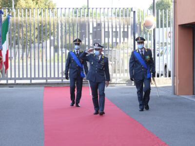 Cambio al vertice del comando provinciale della Guardia di finanza di Lucca