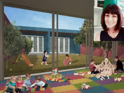 Elena Luisi: entro il 2023 costruzione di un asilo nido