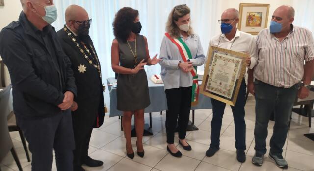 """Nautilus Hotel, consegnato alla famiglia Scialli il """"Premio Nazionale al Merito Professionale"""""""