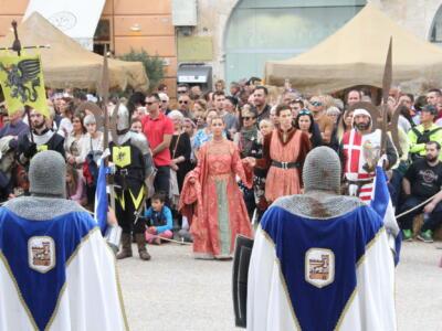 Pietrasanta Medievale, dal mercatino agli spettacoli di magia per i bambini sabato 2 e domenica 3 ottobre