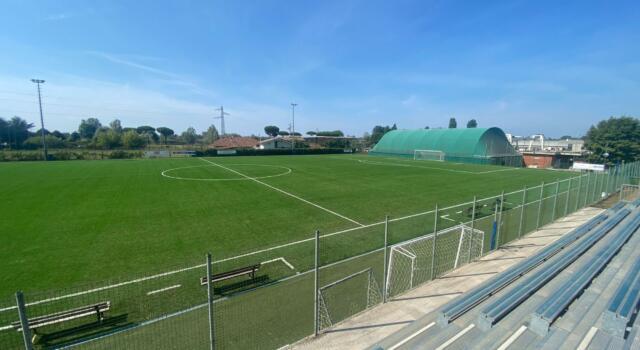 Impianti Sportivi: la FICG omologa il nuovo campo della Pruniccia a Strettoia