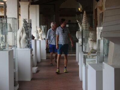Arte, Pietrasanta: apertura straordinaria del museo dei Bozzetti