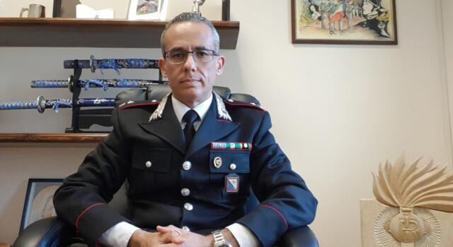 Cambio al vertice della compagnia Carabinieri di Lucca